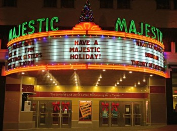 04.07.2017 Majestic Theater Marquee