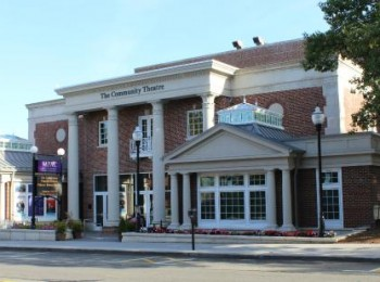 04.09.2017 Mayo Performing Arts Center Exterior