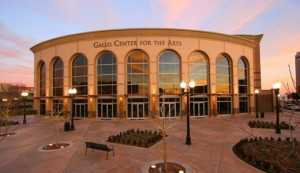 Gallo Center Exterior